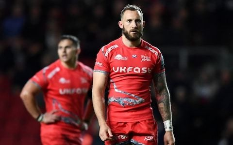 Byron McGuigan interview: No hard feelings over World Cup omission as Sale Sharks wing returns to Glasgow