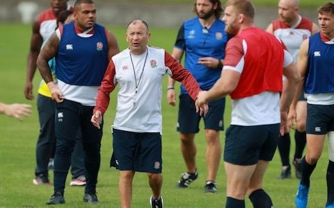 Exclusive: England's Rugby World Cup 2019 clash with France to be moved to Oita because of Typhoon Hagibis
