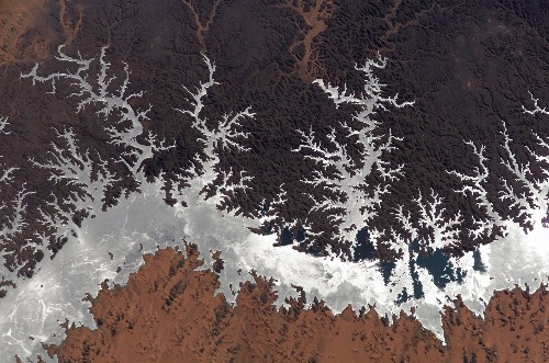 25 incredible images of the Earth taken from space