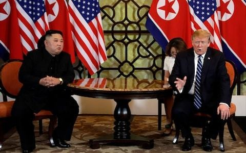 North Korea warns US of 'undesired consequences' if it does not change course