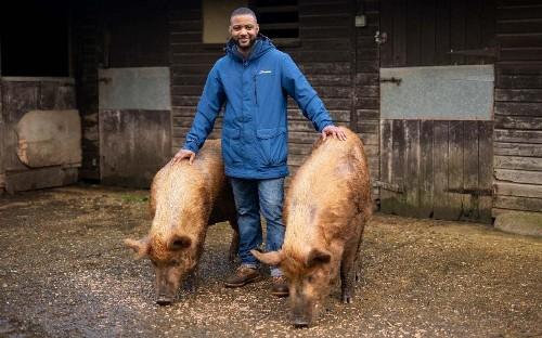 JLS pop star JB Gill on inspiring the next generation of farmers