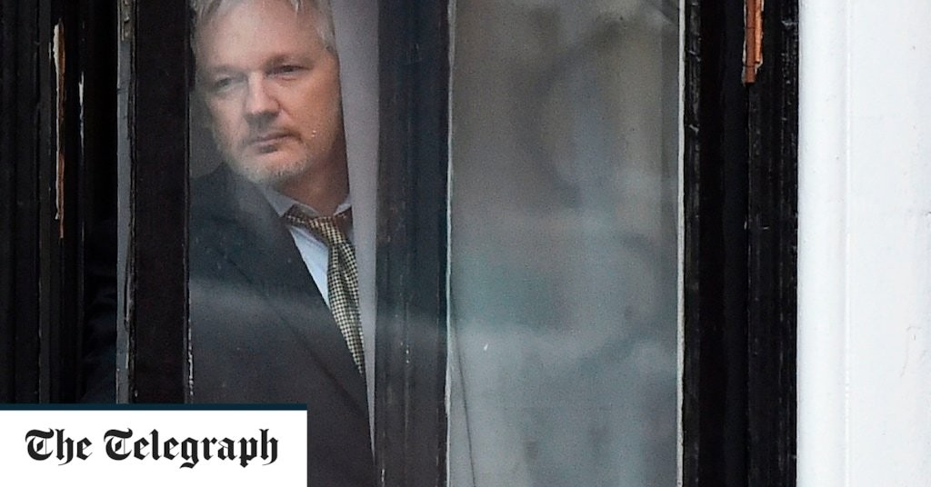US contacts considered kidnapping or poisoning Julian Assange, court hears