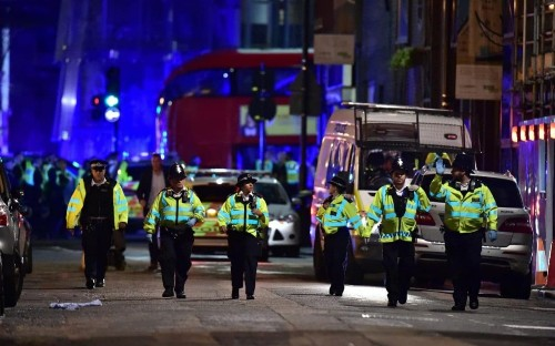 London terrorist attack hours after Islamic State outlet called for knife and vehicle assaults on civilians