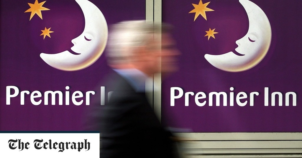 Premier Inn owner plans German expansion despite £725m loss