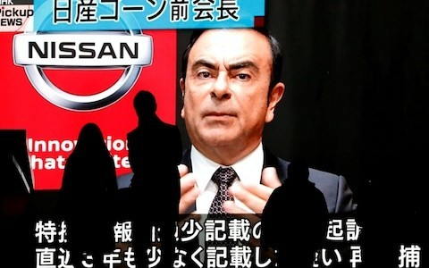 Carlos Ghosn and Nissan pay $16m to settle US case