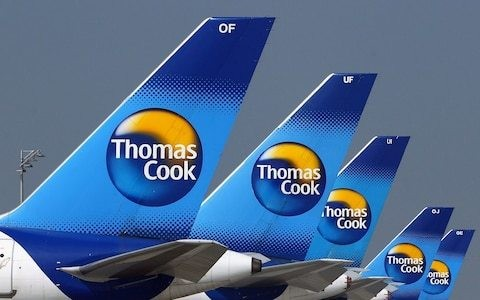 The Thomas Cook debacle is a sorry exercise in collective failure