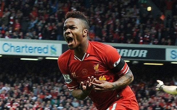 Liverpool's Raheem Sterling was hyped before but now we're not talking about him enough
