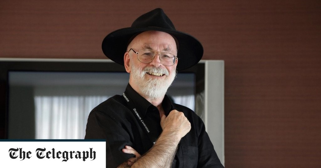 The untold story of how Terry Pratchett met Roald Dahl