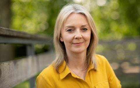 Tory leader must be someone who backed Brexit in 2016, Liz Truss says, as she rules herself out of the race
