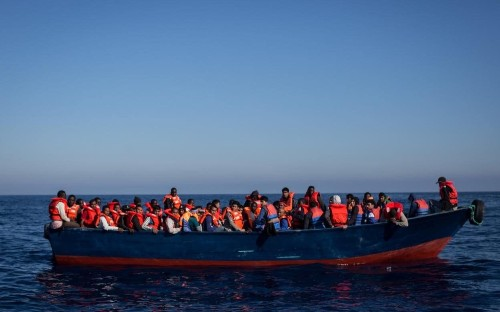 Up to 6.6m migrants waiting to cross to Europe from Africa: report