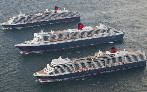 Cunard's Queen Mary 2: royalty on the high seas
