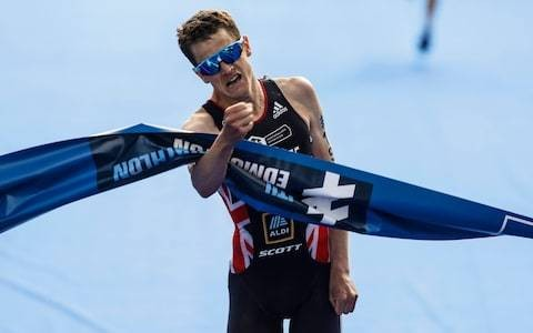 Jonny Brownlee: My Yorkshireman's no-nonsense approach to nutrition