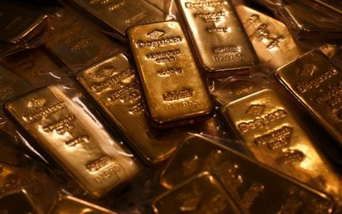 Gold hits seven-year high – and Jacob Rees-Mogg saw it coming