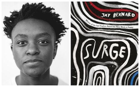 Poetry book of the month: Surge by Jay Bernard