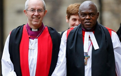 """Church of England offers coffee, cake and community solidarity as it """"prays for country"""" ahead of Brexit"""