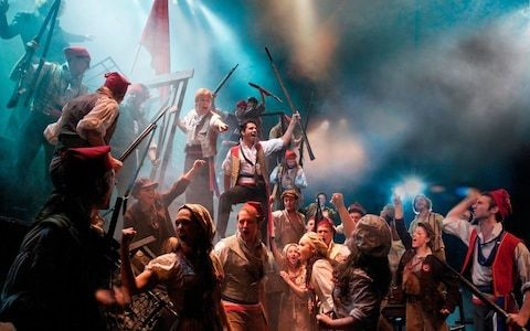 Au revoir to Les Miserables in the West End – there's still nothing like it