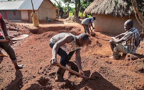 Inside the makeshift goldmines of Uganda: where poverty, child labour and exploitation reign