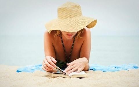 12 sizzling hot summer beach reads