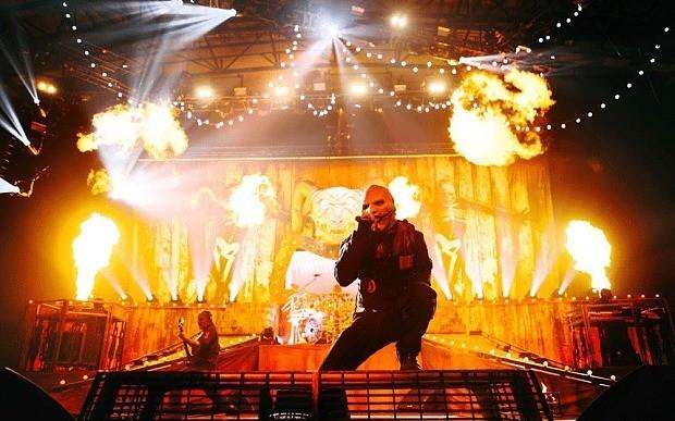 Slipknot, SSE Arena, Wembley, review: 'relentless'