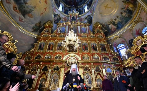 Ukraine vs Russia: Inside the the biggest schism in Orthodox Christianity in 350 years