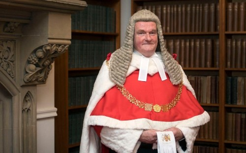Sexist judges will be brought to book, says Lord Chief Justice