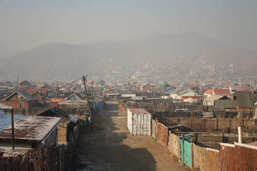Mongolia's prostitution zones, where women trade sex for fuel in sub-zero temperatures