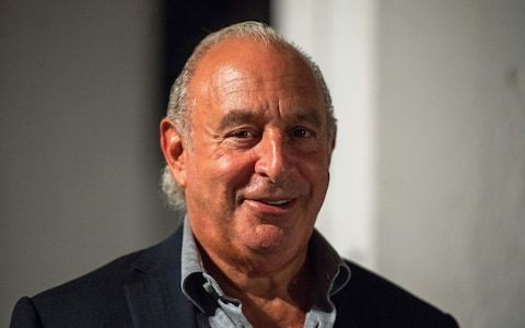 Metropolitan Police rejects MP's call for a 'proactive' approach over allegations into Sir Philip Green