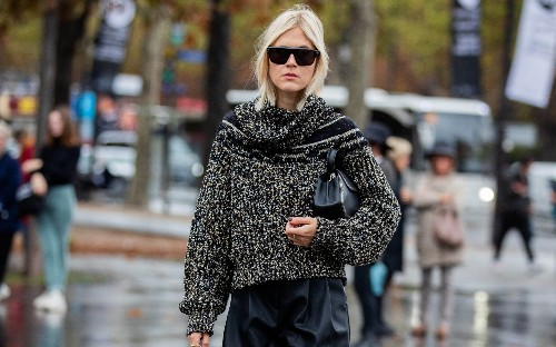 How to style chunky winter jumpers, according to The Telegraph's fashion editors