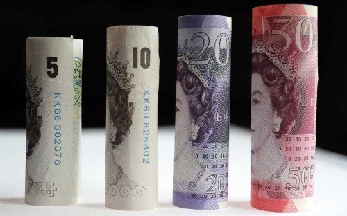 If we are spending less cash, why are we printing more banknotes?