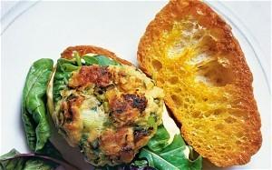In the bowl: Nigel Slater's prawn, lemongrass and coconut recipe