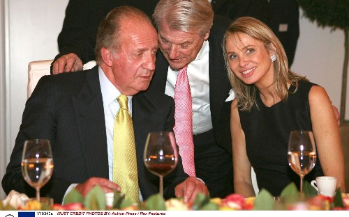 Former king of Spain faces questions over cousin's Barclays bank deal