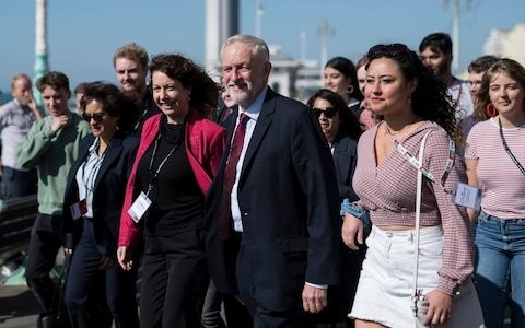 Labour backing Remain would be a betrayal of Brexit voters - we must be able to find a compromise solution