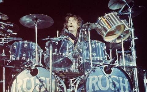 Neil Peart, drummer and lyricist with Rush, giants of progressive rock – obituary