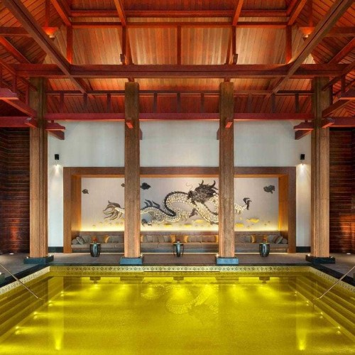 Reflecting pools and 'naughty bathrooms': the designer tricks behind some of the world's most beautiful hotels