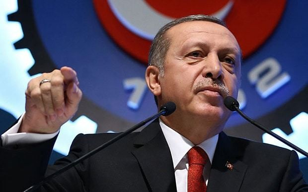 Anonymous claims responsibility for massive cyberattack on Turkey