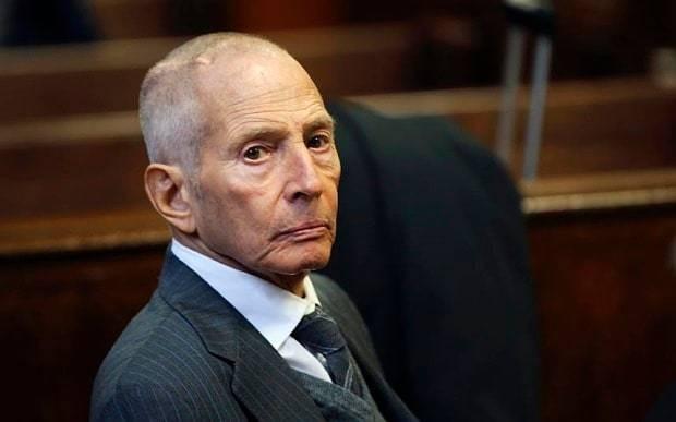 Robert Durst arrested for murder
