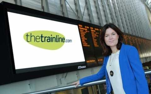 Trainline plots £1.5bn float as route to profitability
