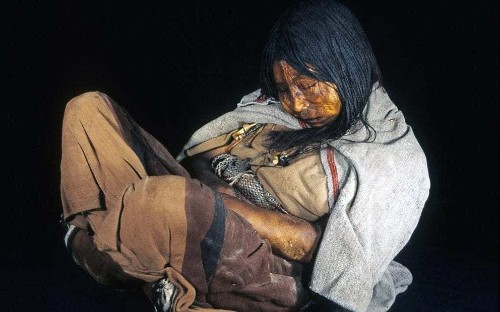 DNA from mummies shows how disease-carrying Europeans wiped out Native Americans