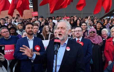 Corbyn better than no-deal Brexit, say investment banks as anti-capitalist Labour wins unlikely new City fans