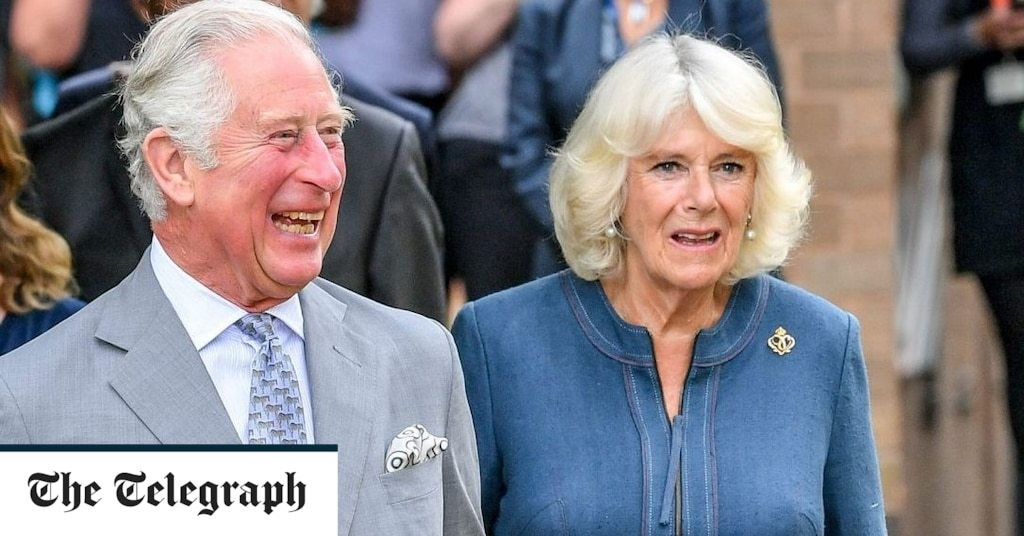 Prince Charles is like a 'mountain goat', says Duchess of Cornwall