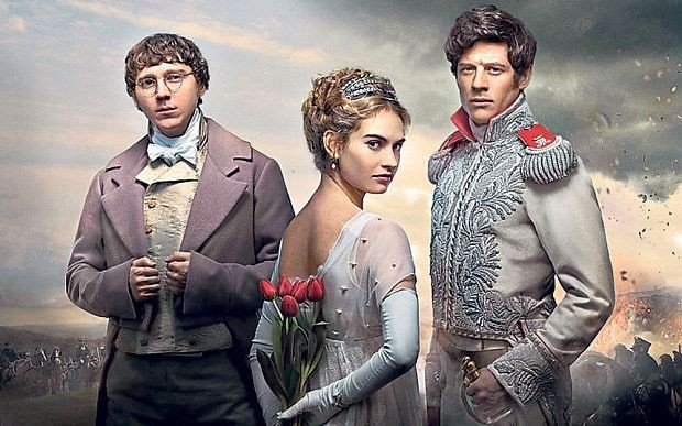 Who cares if Andrew Davies inserted incest into War and Peace - it will get people reading Tolstoy