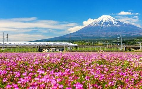 Exotic rail journeys with a difference