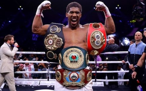Anthony Joshua regains heavyweight titles with classy points win over Andy Ruiz Jr in Saudi Arabia