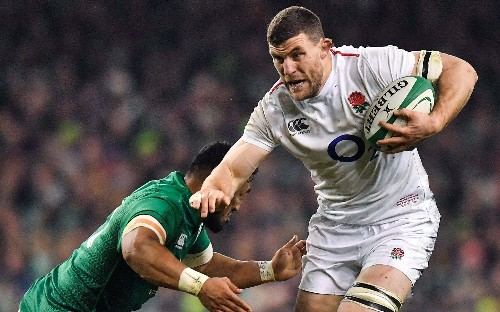 Six Nations 2020: Eddie Jones to bolster England back row with recall for Mark Wilson