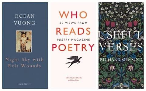 The best poetry books of 2017