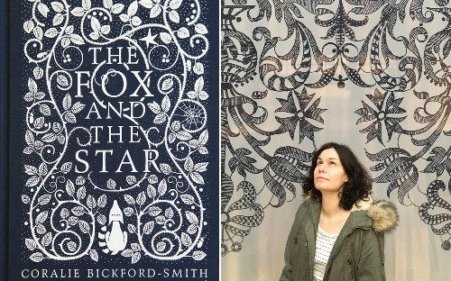 Coralie Bickford-Smith wins Waterstones Book of the Year 2015