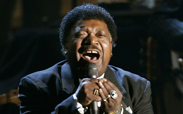 Percy Sledge, singer of When A Man Loves A Woman, dies