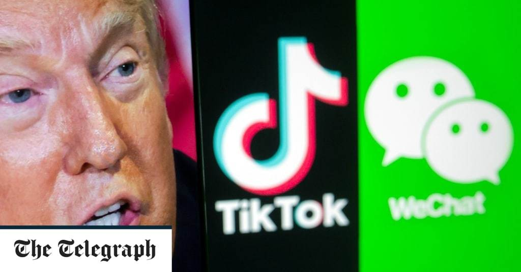 Donald Trump gives his 'blessing' to 'fantastic' deal allowing TikTok to continue to operate in US