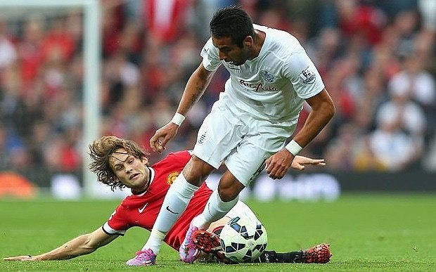 Daley Blind brings game intelligence to Manchester United's midfield