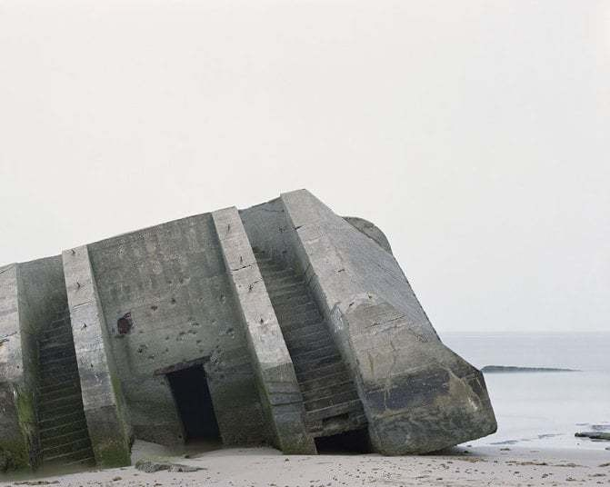 The Last Stand: Abandoned World War II structures, in pictures